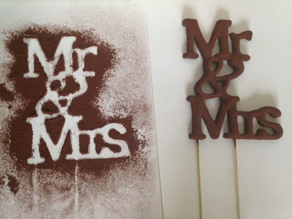 Надписи на торт из шоколада своими руками 874