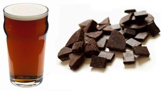Пиво и шоколад
